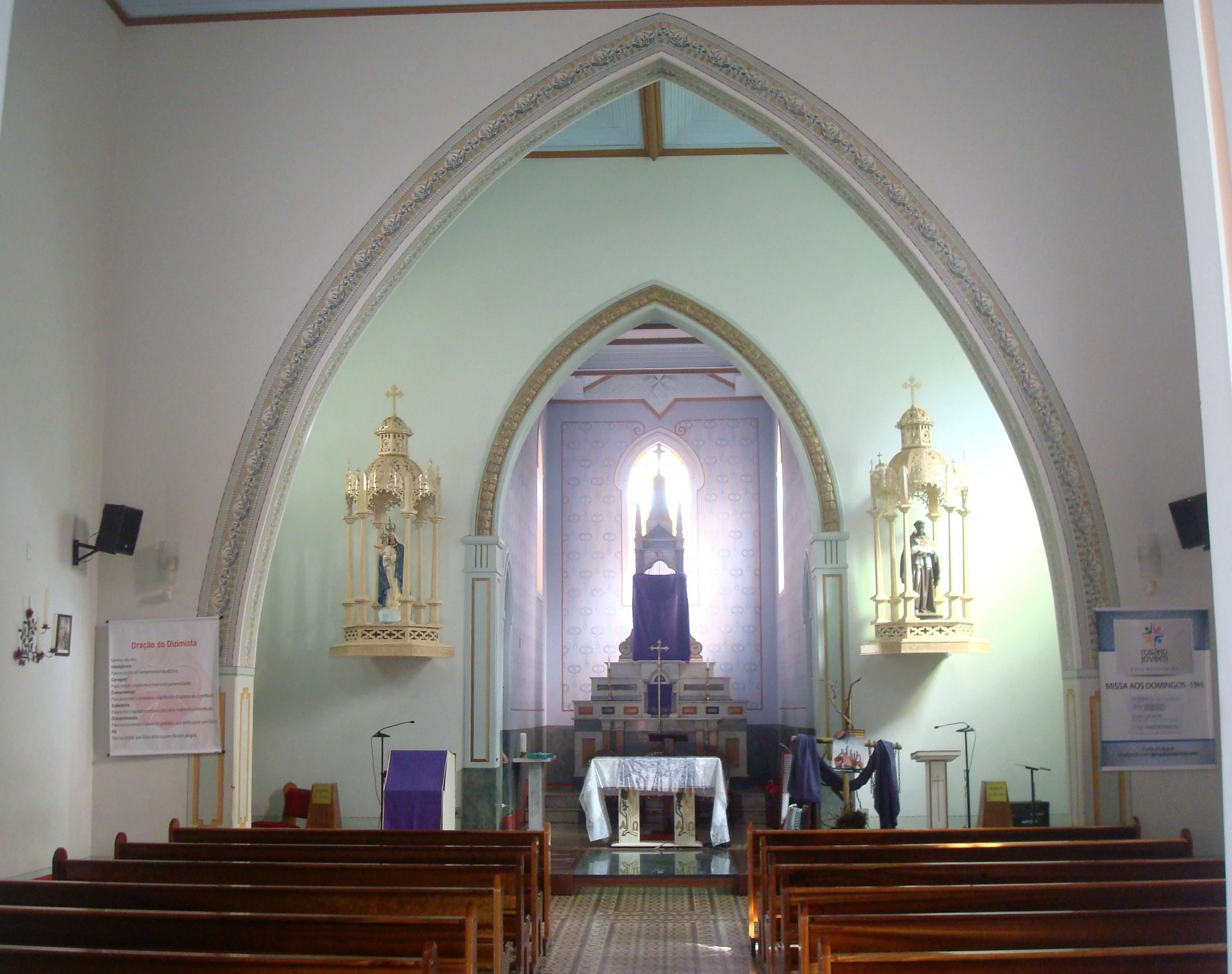 Capelania Nossa Senhora do Rosário e São Benedito - Guia ...